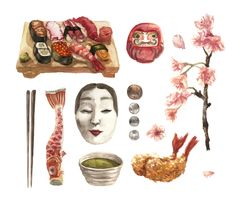 About Japan on Behance
