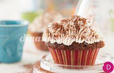 Cupcakes τιραμισού | Dina Nikolaou