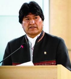 Evo denuncia ante la ONU que Chile viola DDHH de bolivianos - Diario Pagina Siete