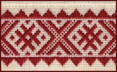 Вышивки Белоруссии | Вышивка крестом