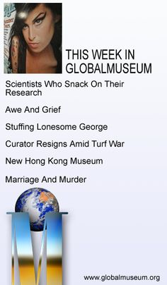 This Week in Global Museum. http://www.globalmuseum.org/ #museums #news #globalmuseum #jobs