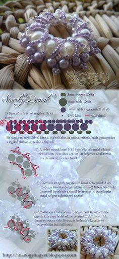 Pattern bijoux: Sweety Donut