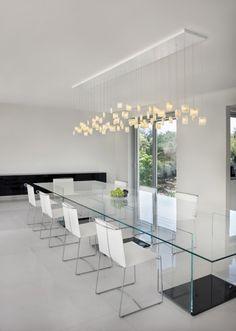 39 Kronleuchter Modern Bei Design Und Funktion | Einrichtungsideen |  Pinterest | Kronleuchter Modern, Abgehängte Decke Und Moderne Esszimmer