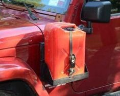 MORryde Jeep Wrangler JK Side Mount Jerry Can, Driver Side Carry extra fuel for long trips Driver side and Passenger side options Does not require drilling any Used Jeep Wrangler, Jeep Wrangler Unlimited, Ammo Cans, Jerry Can, Jeep Jk, Traditional, Canning, Offroad, Off Road