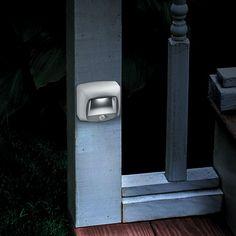 Motion-Sensing LED Stair Light