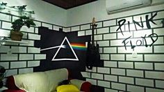 wall of Pink Floyd