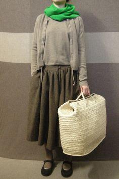 Daniela Gregis, Trip Straw Basket