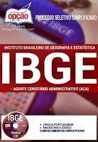 Apostila IBGE 2017 Impressa e Digital (PDF) - Apostilas Concursos Opção