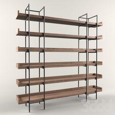 3d модели: Другое - Beckett 6 high shelf