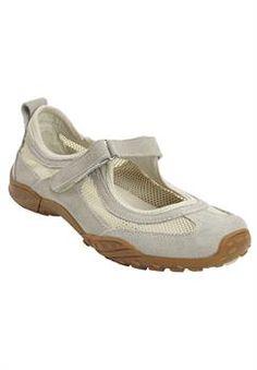 Plus Size Ashley Mary Jane Sneaker