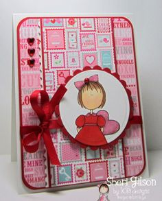 Lollipop Gracie Valentine Digi (By LORi Designs)