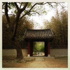 Cheongju - Palace Entrance