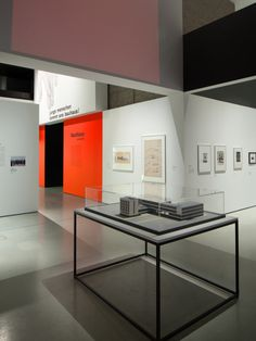 Exhibition: Bauhaus Art As Life Project: Barbican (Temporary Exhibit) Firm: Carmody Groake Design Typography, Design Logo, Design Poster, Design Agency, Exhibition Display, Museum Exhibition, Exhibition Space, Bauhaus Art, Bauhaus Style
