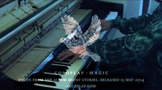 """""""Magic"""" - Coldplay (Ghost Stories HD Piano Cover)"""