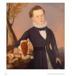 19th century, artist to be noted at later date.  Painting seen in 'The Cavalier King Charles Spaniel: A Tribute in Art' by Barbara Garnett-Wilson, Roy A. Wilson (2007) Hardcover.