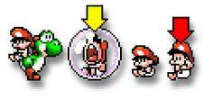 NFG Games + Nintendo Official Magazine Present - A Mario Sprite History