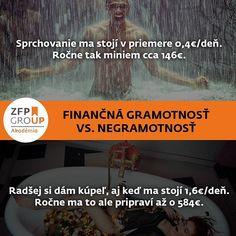 Finančná gramotnosť. #zfp #zfpa #zfpakademia #rozdiel #relax #gramotnost #slovensko #financie #vzdelavanie #up Financial Literacy, News Blog, Classroom, Education, Photo And Video, Videos, Instagram, Class Room, Onderwijs