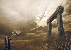Transcendental Dolmen by ~ViaEstelar on deviantART