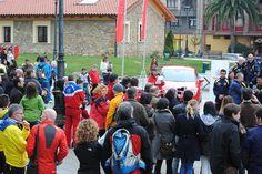 """VI Media Marathón """"Corazón de Asturias"""" en LLanera 17-2-2013"""