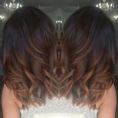 Best ideas about brown hair caramel highlights (112)