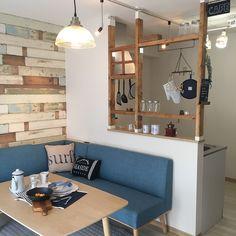 ethnic home decor Kitchen Room Design, Home Room Design, Dining Room Design, Home Decor Kitchen, Home Interior Design, Dining Nook, Home Kitchens, House Design, Small Apartment Interior