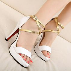 shoes- http://zzkko.com/n211072-013-new-European-and-American-star-models-nightclub-hit-color-high-heeled-sandals-hollow-cross-straps-open-toed-sandals-women-sexy.html $27.27