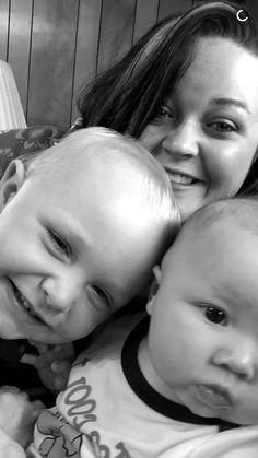 Grand babies with Megan October 2015