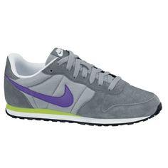 Nike Genicco Grey/HyperGrape