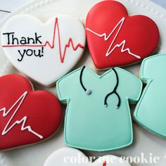 A great way to say thank you to your doctors and nurses