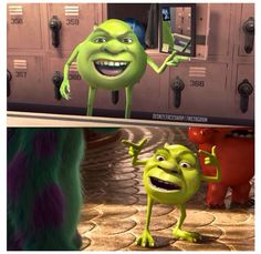 THIS IS SHREK ON MIKE WAZOWSKI THIS IS NOT OKAY