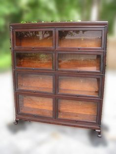 Vintage Barrister bookcase | Macey
