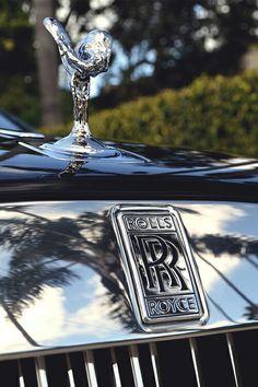 Rolls-Royce Badge