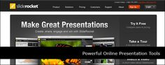 20+ Powerful Online Presentation Tools