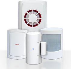 Custom SimpliSafe Wireless Security System