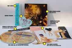 Prince: Sign 'O' the Times mini-LP CD | superdeluxeedition