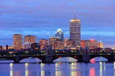 Boston, Charles River