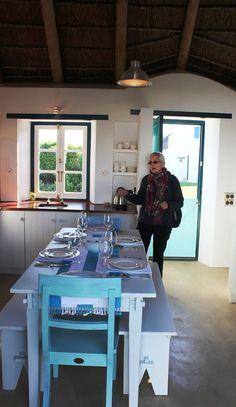 Ulla Bilborough, another happy owner, received the keys to her newly built cottage on 3 July 2013...a warm welcome to her and her family. Call us for more details on how to own one of these exquisite cottages: Joey - +27 (0)82 3344554