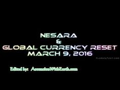 Ascension with Mother Earth and Current State of Affairs: Yosef Update - NESARA/GCR Intel Report - March 9, 2016