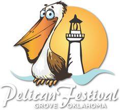 Pelican Festival 2015 Grand Lake Grove OK