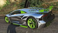 This car i made on gta 5