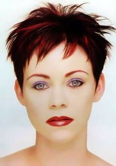 Images of Pixie Hairstyle / Short Hair styles and Cuts. I like this but my fringe would have to be longer.