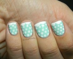 Neverland Nail Blog: LDTTWC Day 2 - It's vintage, darling!