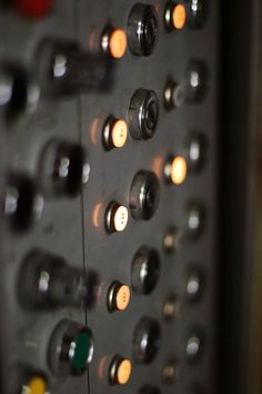 Lonely control panel