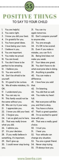 Here's 55 positive things to say to your child to help them feel confident and loved! Words of encouragement like these build feeling of self worth. Positive things to say to kids boost self esteem and encourage a growth mindset. Parenting Books, Gentle Parenting, Parenting Quotes, Parenting Advice, Parenting Classes, Parenting Teenagers, Parenting Styles, Funny Parenting, Autism Parenting