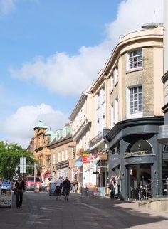 Guildhall Hill Norfolk, England, Street View, Beauty, England Uk, Cosmetology, English, British, United Kingdom