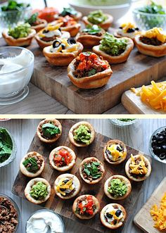 7 Layer Dip Pizza Cupcakes - I love pizza and when I have enough time I like to try new scrumptious recipes. Yesterday after I checked my mail for new recipe recommendations I found this 7 layer Dip Pizza Cupcakes sent from a friend of mine called Sara. Well Sara like I replied to you, it turned up to be amazing I love it! Thank you so much for this fantastic recipe! I recommend you all who adore pizza and are reading this to try it because it is certainly worth your time.