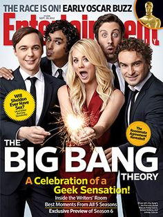 This week's cover: Inside the phenomenon that's 'The Big Bang Theory'