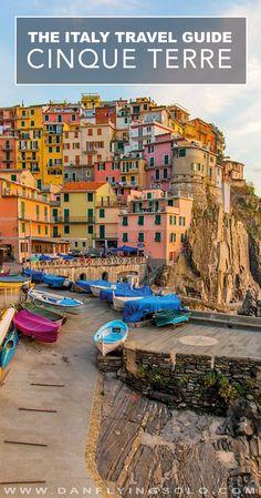 Cinque Terre. Italys finest...