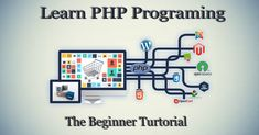 Learn complete php become pro absolutely free. PHP tutorial for people who want to learn PHP programming step by step and want to become php developer . Php Tutorial, Web Development Tutorial, Computer Science, Ecommerce, Accounting, Coding, Learning, Platforms, Programming