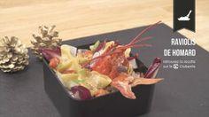 Découvrez la seconde recette vidéo du Clubento : un bento digne de Fêtes de fin d'année ! Des raviolis comme vous n'en avez jamais goûté !